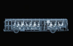 Nick Veasey X-Ray BUS