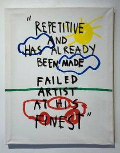 """""""Failed Artist"""""""
