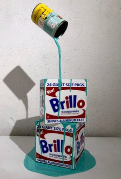 """Happy Accident Series - Brillo Box"""