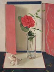Camellia and Russian Folder