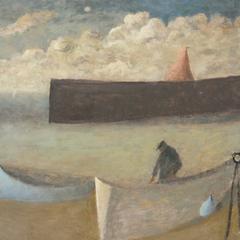 Fisherman and Sail
