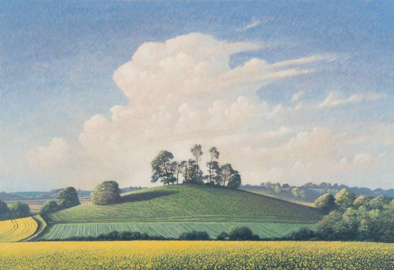 James Lynch Landscape Painting - The Merry Month of May