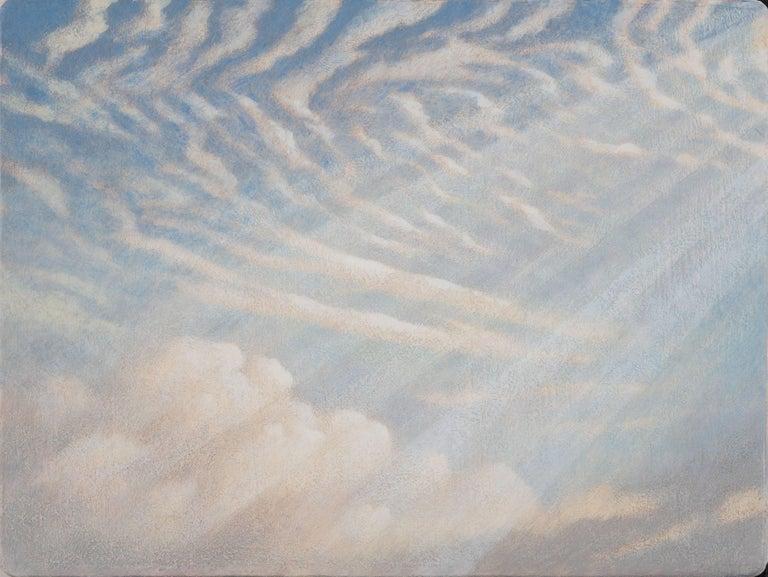 James Lynch Landscape Painting - Shafts of Sunlight I