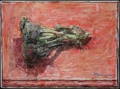 Floret - 21st century - contemporary - Still-life - Oil