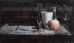 Summer Sonata - 21st century - contemporary - Still-life - Oil