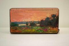 Sunset Sewing box