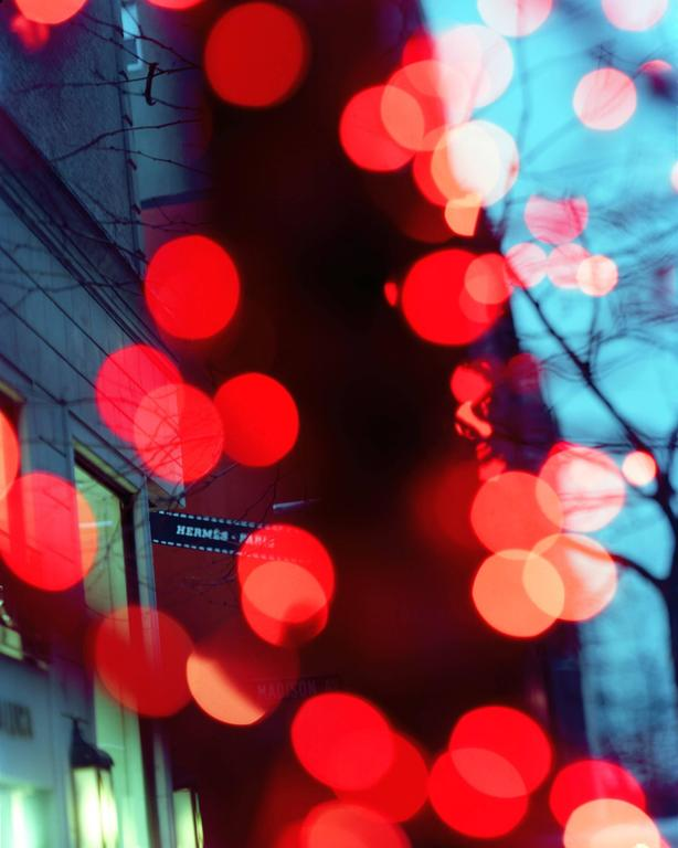 Susan Wides - The Bubble (Madison Avenue)  1