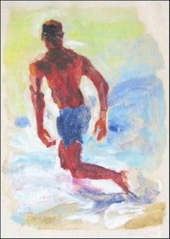 Eric Swimming