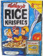 RICE KRISPIES - Snap, Crackle, and Pop