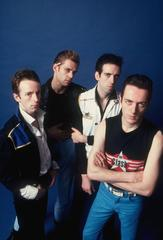The Clash, Studio