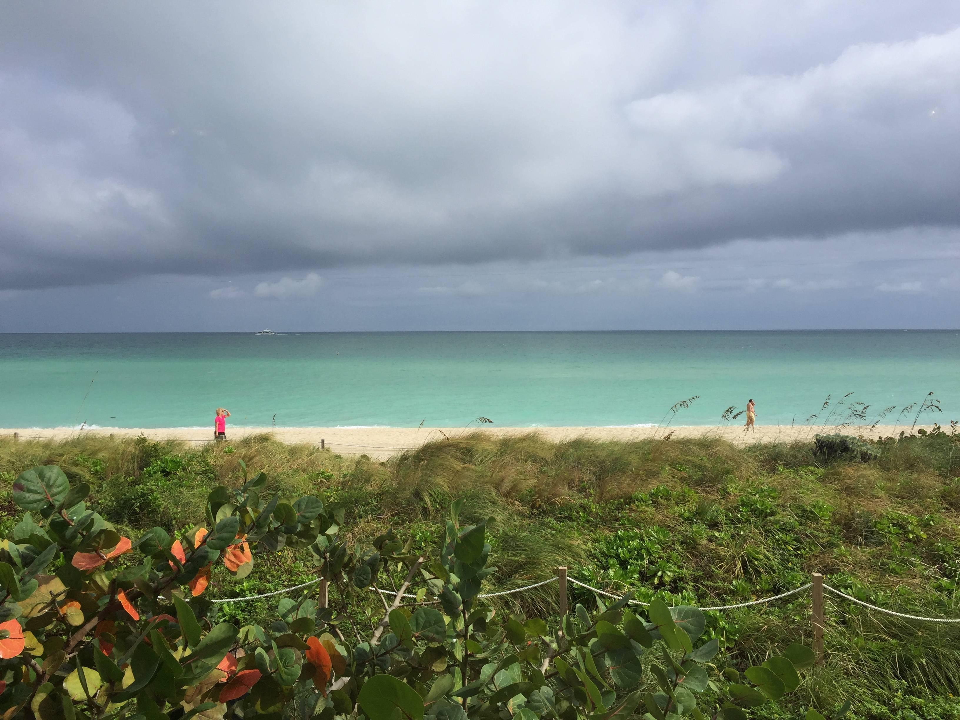 Coastal photography, DJ Leon, Miami Beach 2016