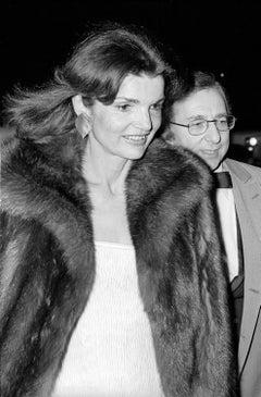 Jackie Onassis at the Metropolitan Museum Costume Gala, 1976