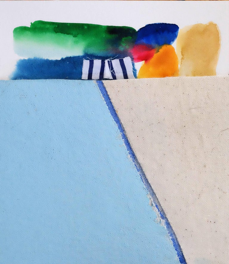 Eugene Healy Abstract Painting - Coastal Series 2