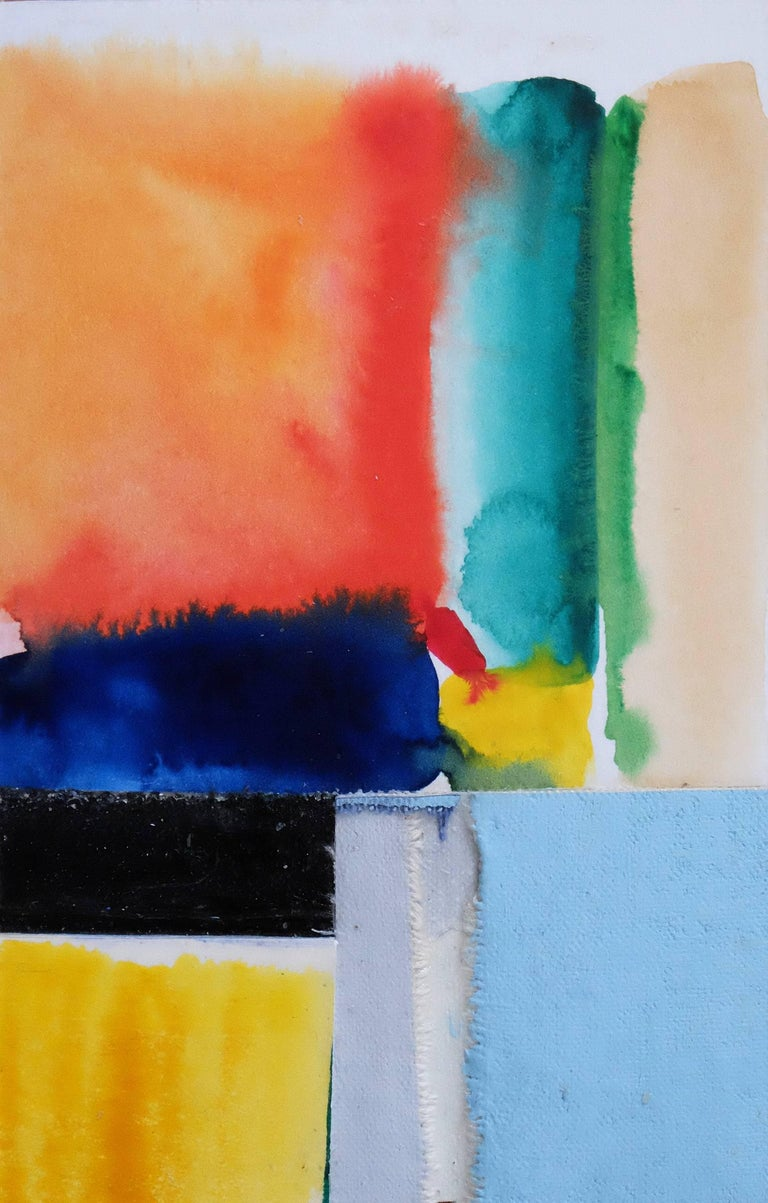 Eugene Healy Abstract Painting - Coastal Series 6