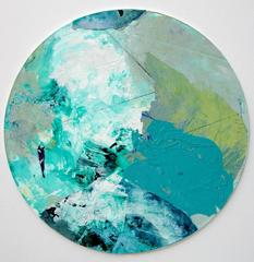 Rebecca Allan - Mint Green Weather System