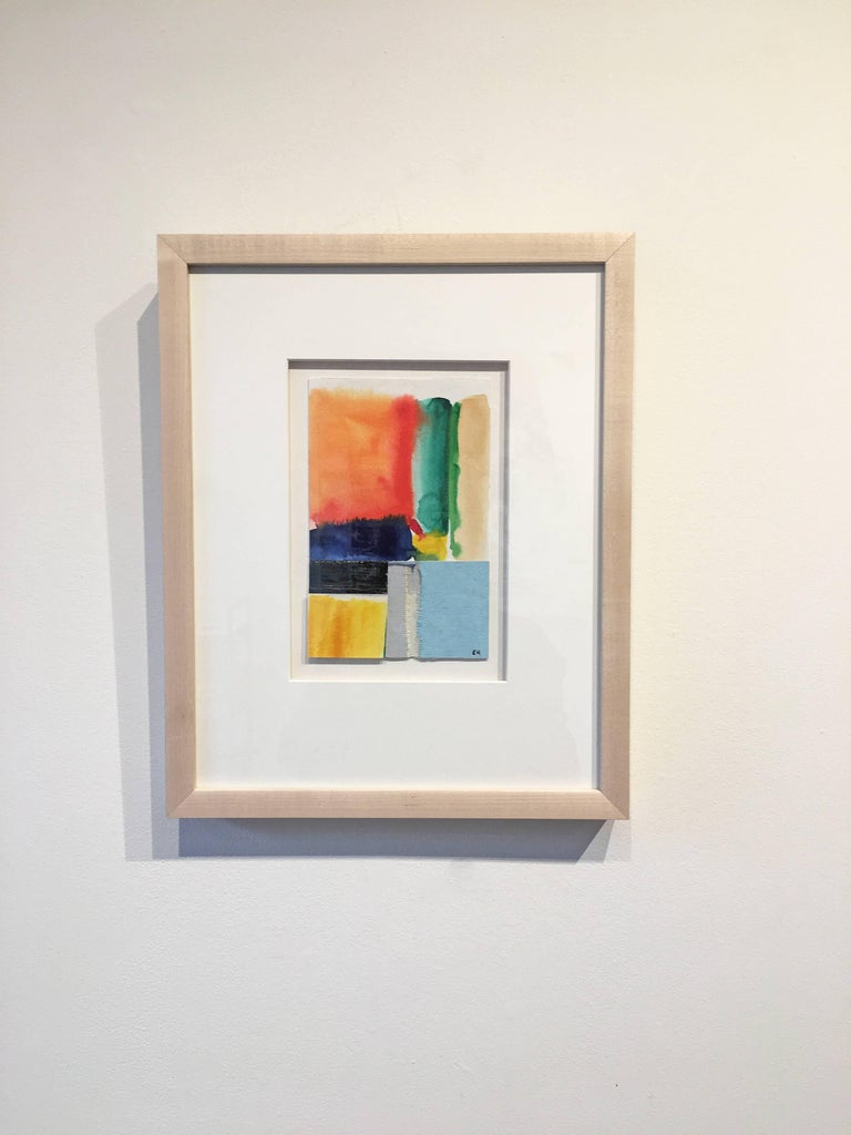 Coastal Series 6 - Painting by Eugene Healy