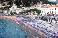 Coastal photography, DJ Leon, Amalfi Coast