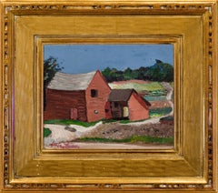 """""""Farm House with Barn"""""""