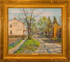 """Spring on Risdon Street, Mt. Holly, NJ"""