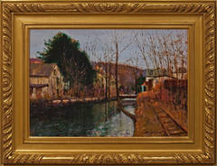 Canal Lambertville, Late Fall