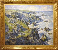 """""""Coast of Cornwall"""""""