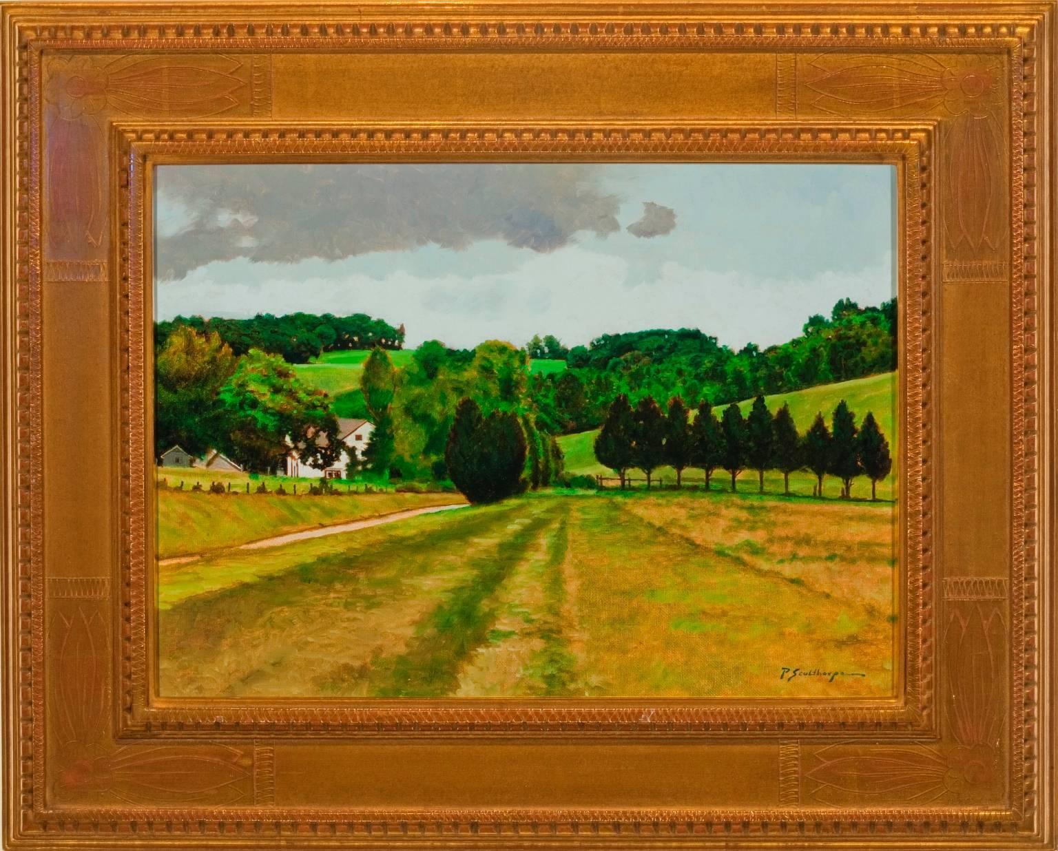 """Elkins Valley - Elkins Farm, King Ranch"""