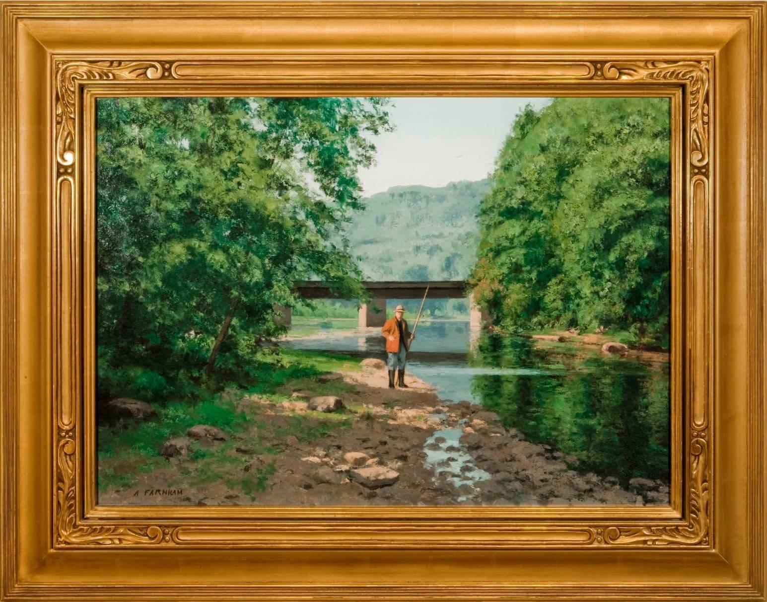 """Wickencheoke Creek at Prallsville"""