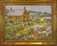 """The Rock Garden, Monhegan Island"""