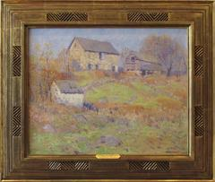"""Hillside Farm, Autumn"""