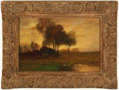 """Landscape with Farm"""