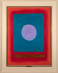 """""""Abstract with Violet Moon"""""""