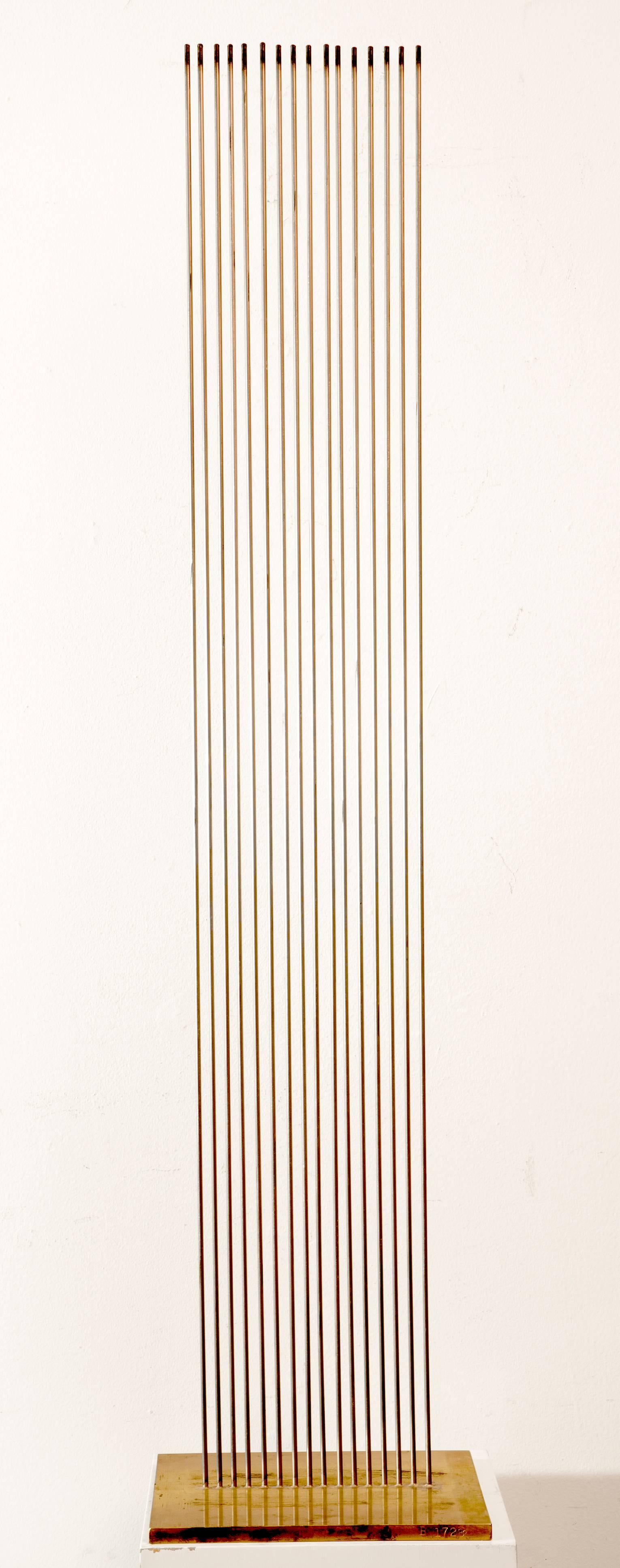 Monel Model For Sound Screen 16 Rods