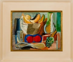 Abstract Expressionist Still-life Paintings