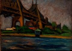 """George Washington Bridge"" / ""The Musician"""