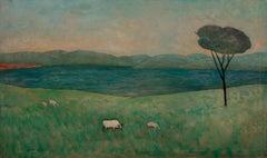 """Sheep in Meadow"""