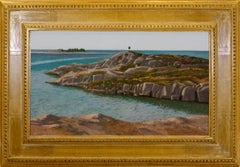 """""""Beacon Head, Georgian Bay, Ontario"""""""