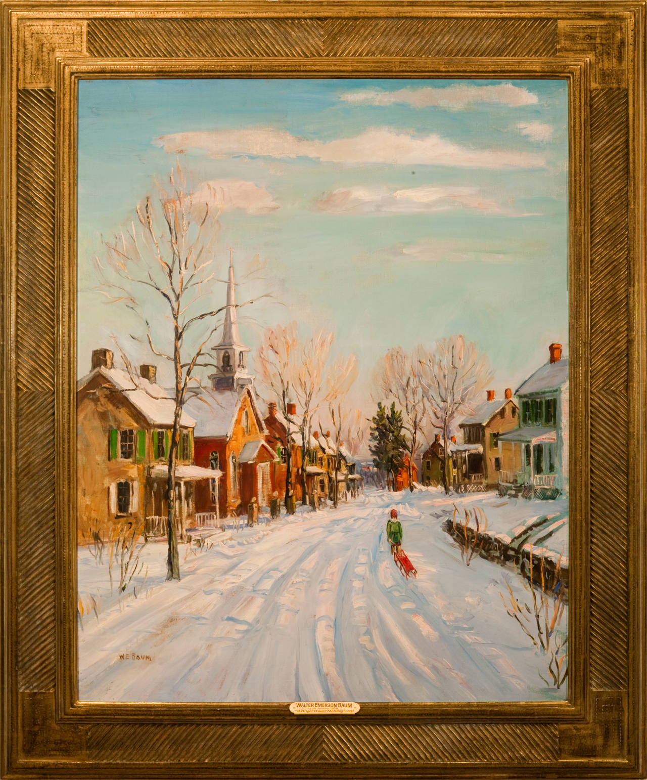 bright winter morning essays This is hand painted on canvas, and is high quality | ebay details about high quality oil painting on stretched canvas 8x10-bright winter morning.