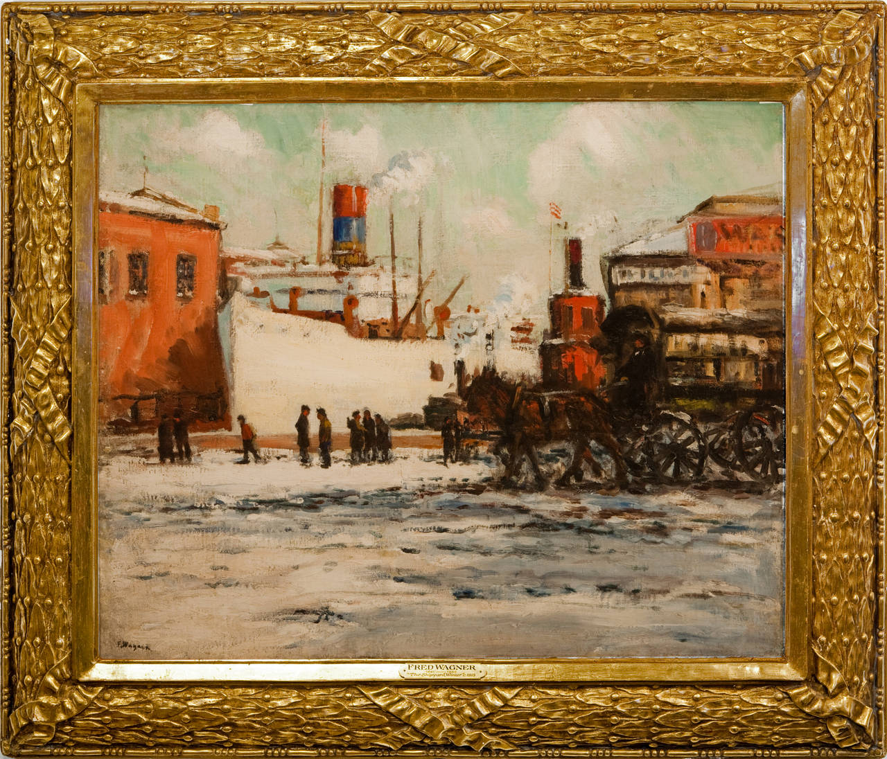 """""""The Shipyard Winter"""""""