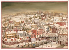 """Winter in New Hope"""