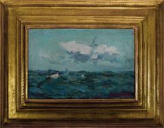 """Seascape, Mid Atlantic"""