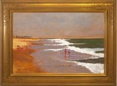 """Passing Storm, Long Beach Island, New Jersey"""