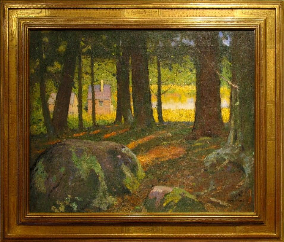 """Edge of the Woods"""