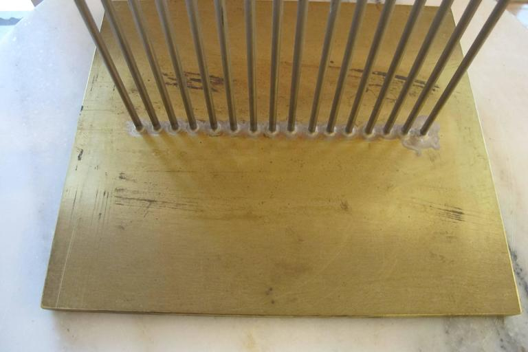 Monel Model For Sound Screen 16 Rods For Sale 3