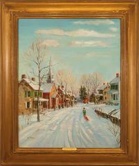 """A Bright Winter Morning"""