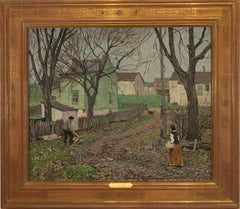 """The Village Lane"""