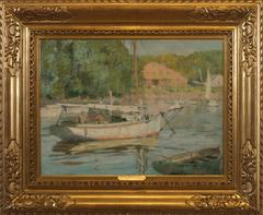 """""""Summer Afternoon, Boothbay"""""""