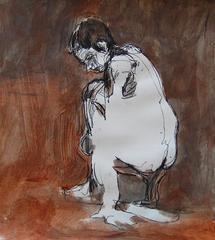 Shambala Kneeling