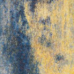 Composition. Yellow, Blue