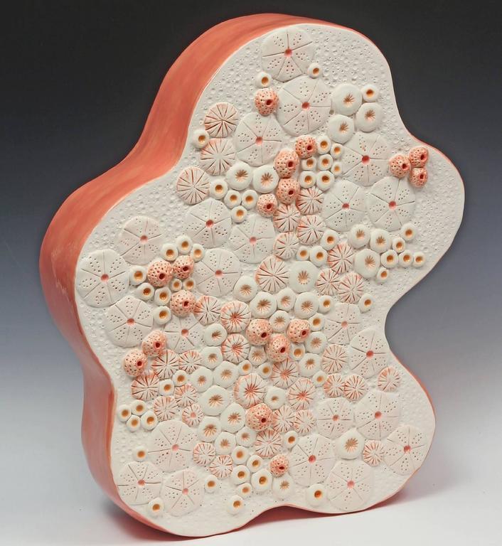 Coral XVIII / coral inspired ceramic sculpture