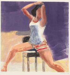 Kim Frohsin - M.A. Sitting Stretch